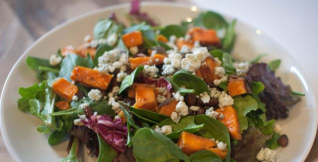 Sweet potato, beetroot and feta salad | Heathy Eating! Lean but not m ...