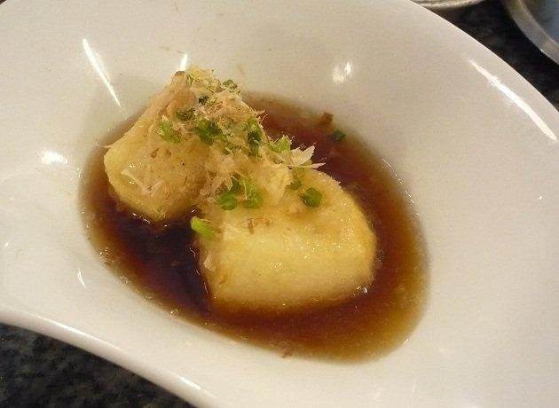 Agedashi Tofu | La Comida | Pinterest