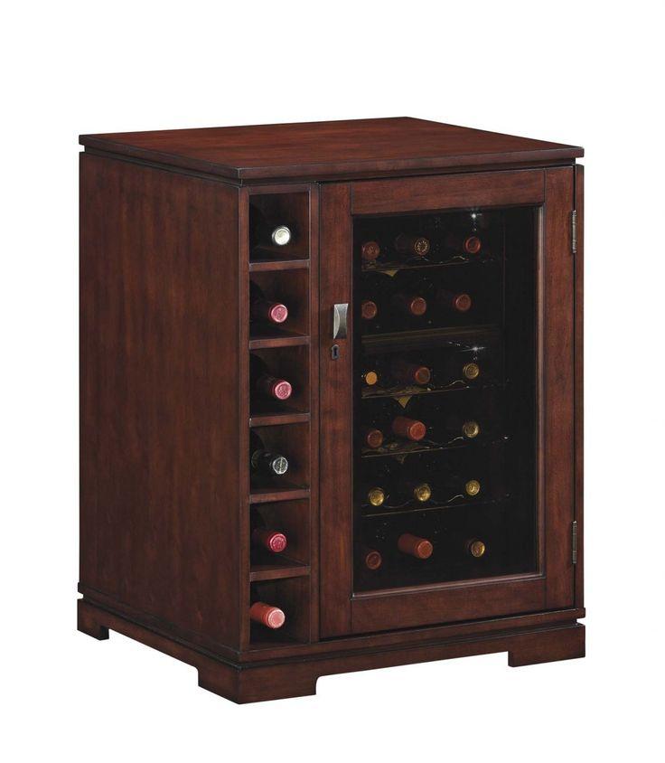 Cabernet 18 Bottle Dual Zone Wine Cooler Cabinet