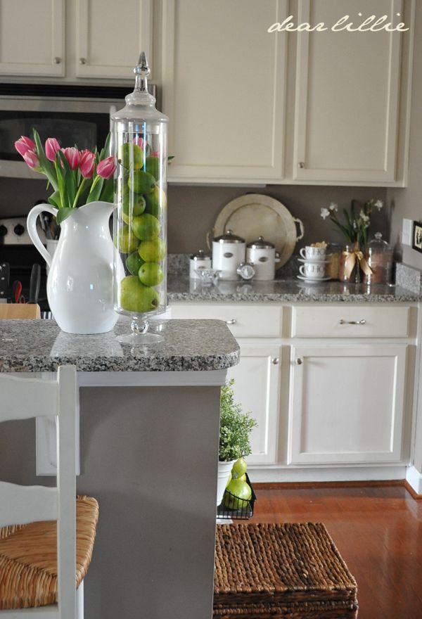 dear lillie our kitchen dear lillie pinterest. Black Bedroom Furniture Sets. Home Design Ideas