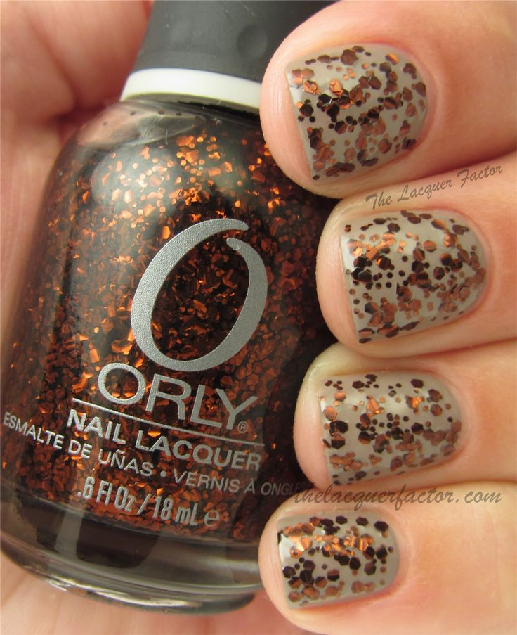 @ORLY BeautyBuzz So Go-Diva over OPI Berlin There Done That