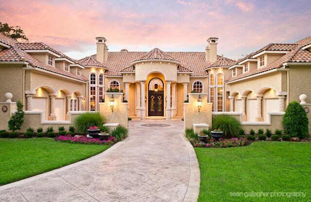 Mckinney million dollar mansions for Really nice mansions