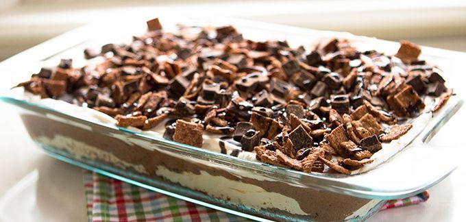Chocolate Lasagna | Recipe