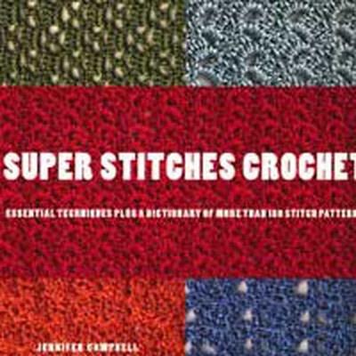 Crochet Stitches Illustrated : 19.95 Super Stitches Crochet - Super Stitches Crochet ...