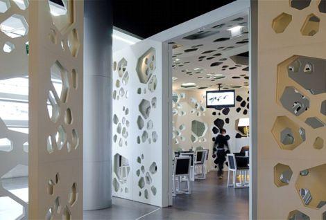Cloison ajour e mobilier divers cloison d corative - Claustra interieur castorama ...
