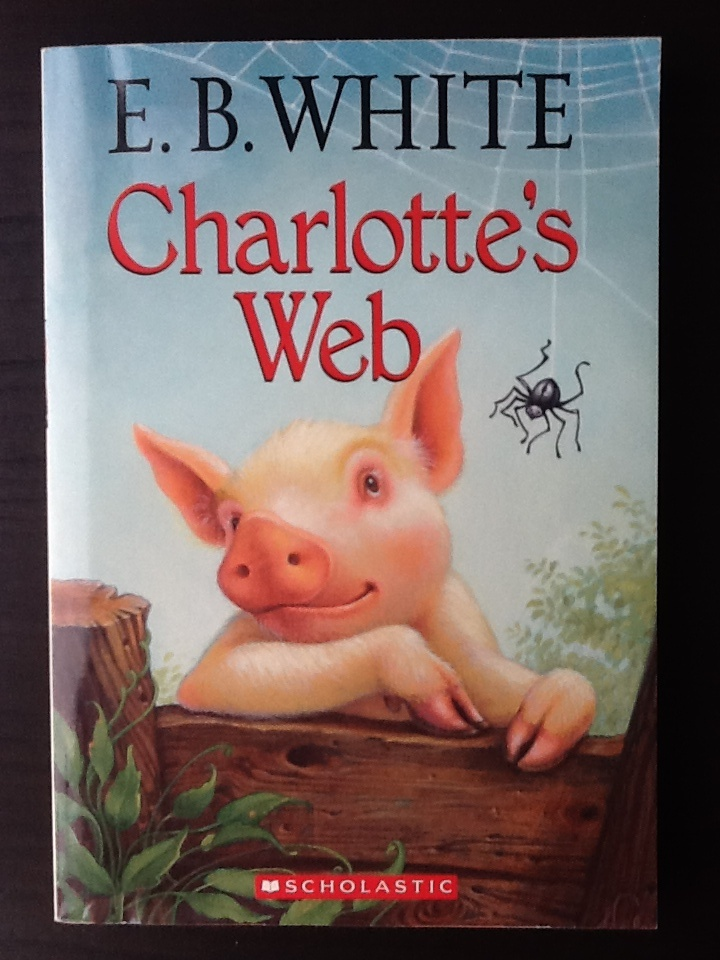charlottes web by e b white Book review: charlotte's web by eb white posted on august 23, 2018 charlotte's web was selected as one of the young adult book's to read on the children's book readathon i'm hosting on my blog this month this classic by eb white has been seen countless times on television, but how many of us have actually read the book this is my second read and review, but i'm glad to dive.