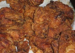 Dominican Fried Chicken / Chicharrón De Pollo | Raising Cultured ...