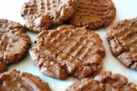 chocolate hazelnut cookies | Cookies & Bites & Bars | Pinterest