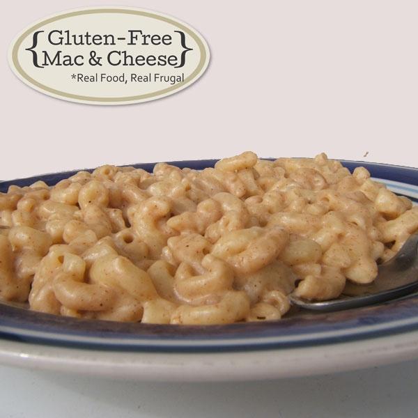 Gluten-Free Mac & Cheese | Gluten free mac and chees recipes ...