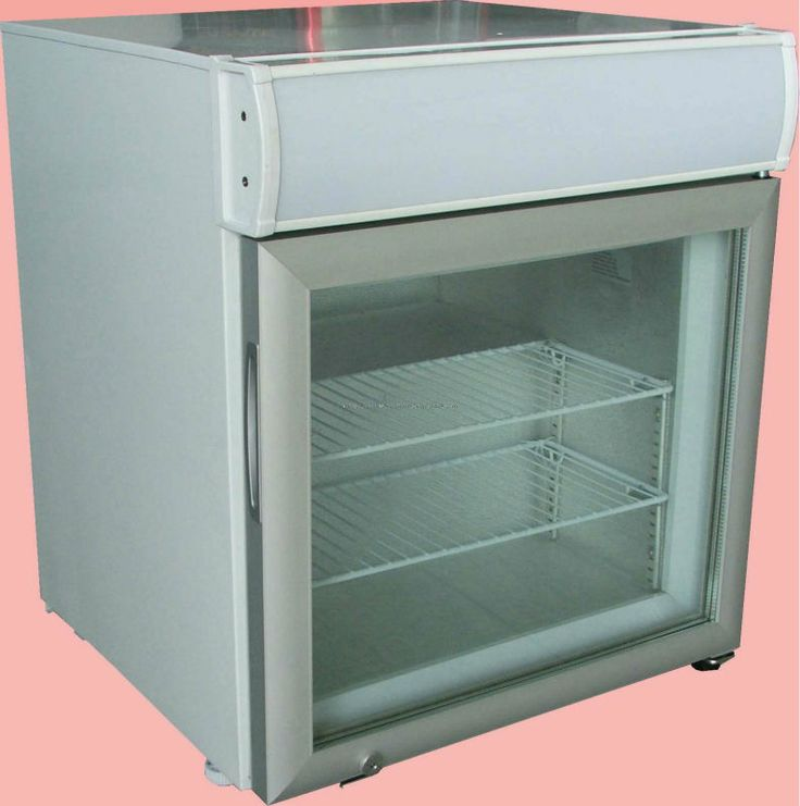 Countertop ice cream display freezer 50L Kooky Coconut Pinterest