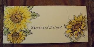 "Tamra's Crafty Paper Creations: CTMH ""Friendship Bouquet"" SOTM Blog Hop"