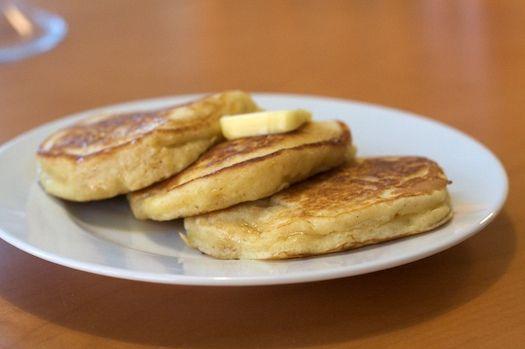 Eggnog Pancakes — Erin Cooks