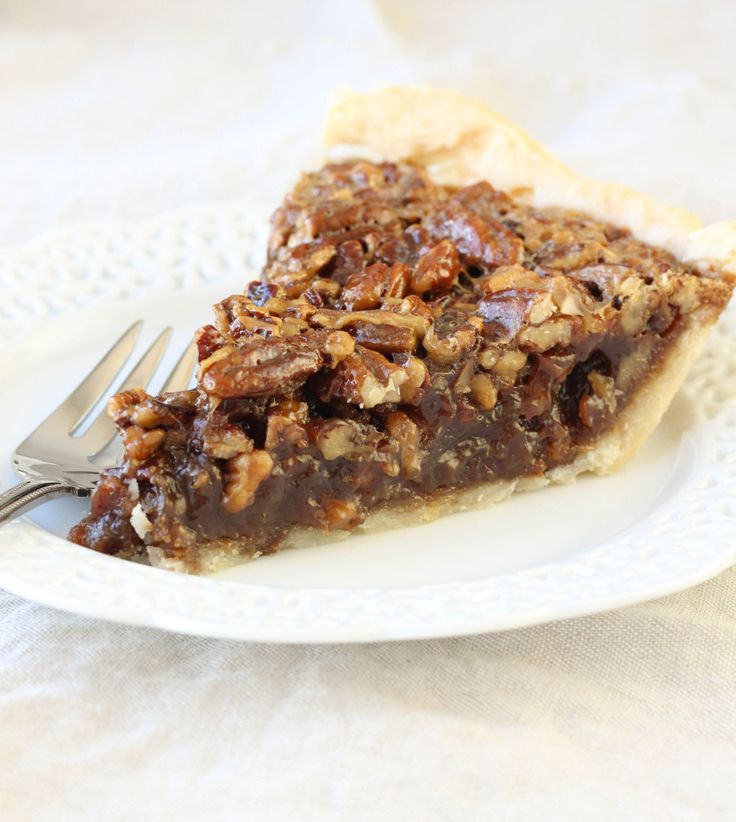 ... Classic Pecan Pie. It's perfect in every way and shockingly easy to