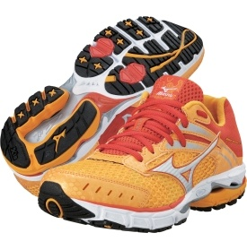 Mizuno Womens Wave Inspire 9 Running Shoe  Dicks Sporting Goods