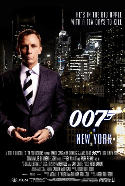 007 in New York