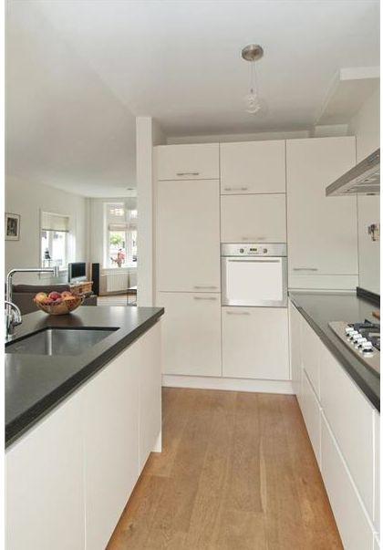 Open keuken  -keuken-  Pinterest