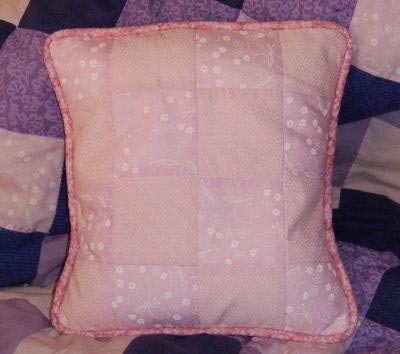 flanged pillow sham pattern | Quilts. | Pinterest