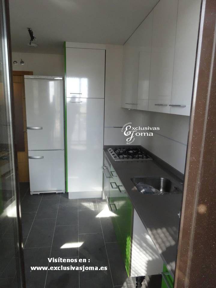 Pin by exclusivas joma on reformas de cocinas 3 0 pinterest for Muebles de cocina con encimera