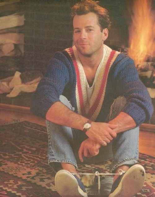 Young Bruce Willis   My Boyfriends   Pinterest Bruce Willis Imdb