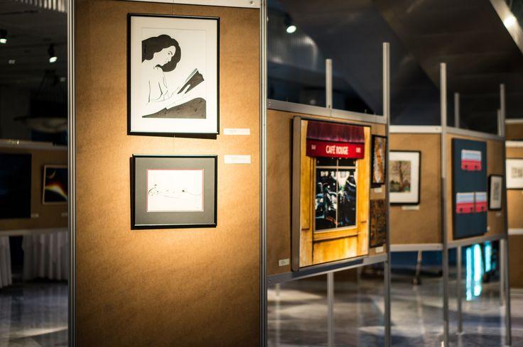 Relacja z wernisażu wystawy przedaukcyjnej - IX Aukcja Charytatywna ziarno Sztuki – ogród Nadziei