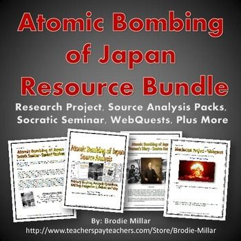 essay on the atomic bombing of japan