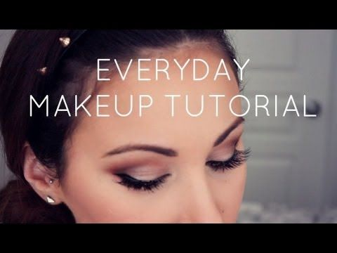 Using Too Faced Natural Eye Palette | Eye Makeup Tutorial