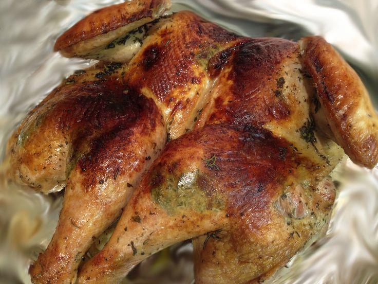 Herb Buttered Turkey with Apple Cider Gravy | Recipe