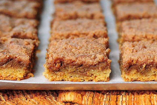 Tasty Kitchen Blog: Pumpkin Pie Bars. Guest post by Amy Johnson of She ...