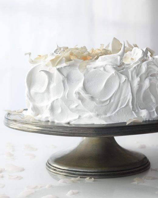 // Raspberry White Cake Recipe