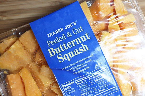 Spaghetti with Creamy Butternut Leek Parmesan Sauce | Skinnytaste ...