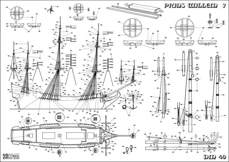 Корабль из дерева своими руками чертежи для школьников 980