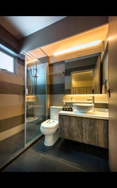 Hdb Toilet Living In Colours Pinterest