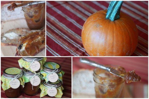 Crock Pot Pumpkin Butter | crock pot recipes | Pinterest