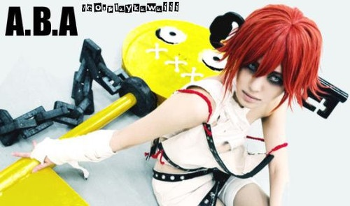 Aba Guilty Gear Cosplay Related For Guilty Gear Aba