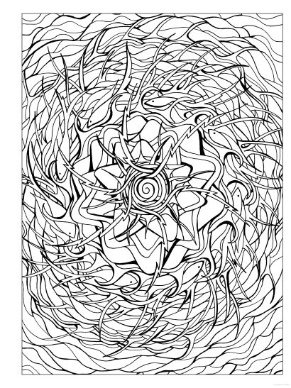 Creative Haven Dreamscapes Coloring Book Colouring Pages