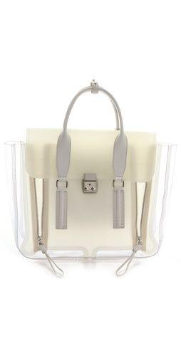 Clear Phillip Lim bag