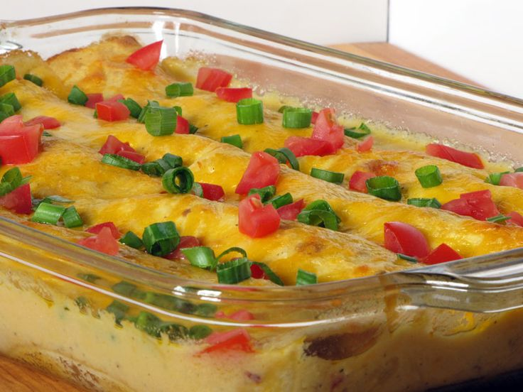 Breakfast Enchiladas | Recipe