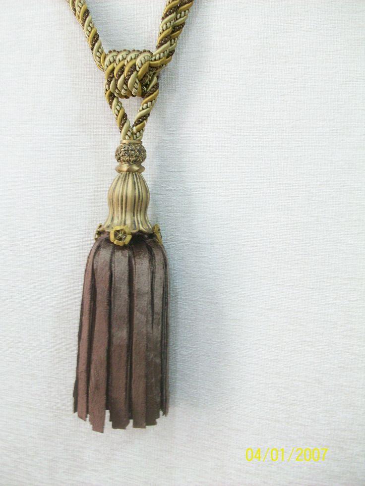 curtain tassel   curtain tassel   Pinterest