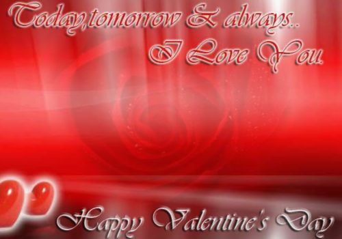 valentine day play