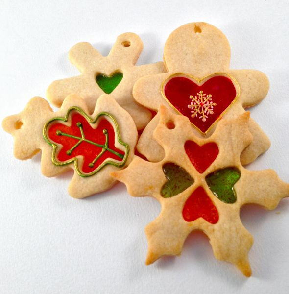 Stained Glass Christmas Cookies - haven't made these in years! Fun ...