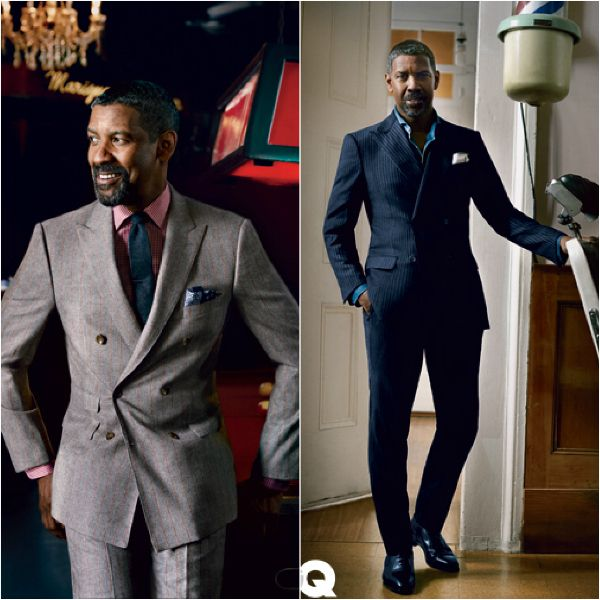 MEN'S FASHION: IT'S ALL IN A GREAT SUIT PART ONE