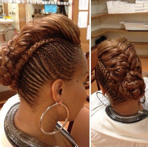 Tina Campbell Crochet Braids | hairstylegalleries.com
