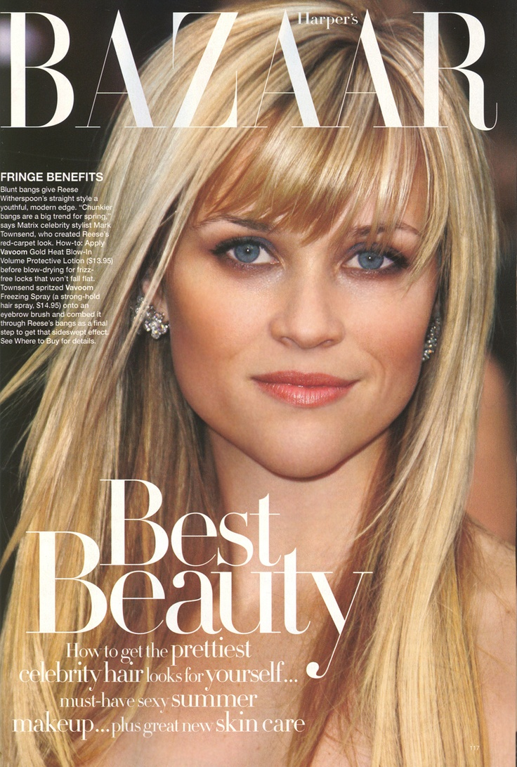 Reese Witherspoon Straight Hair long and straight hair...