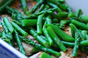 Recipe Update: Chicken with Asparagus and Three Cheeses [from Kalyn's ...