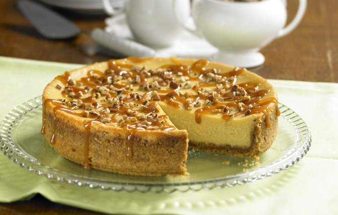 Praline Cheesecake | YuMmY for ThE TuMmY | Pinterest