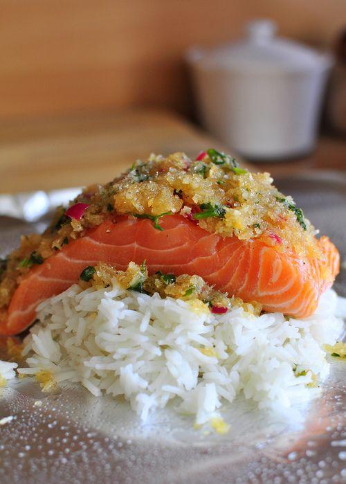 Coconut salmon | Cuisine | Pinterest