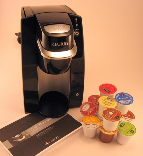 Keurig b30 mini personal single serve coffee maker brewing system amp 12