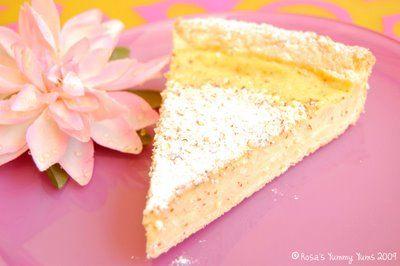 Swiss Easter Rice Tart | Sweet Tooth | Pinterest