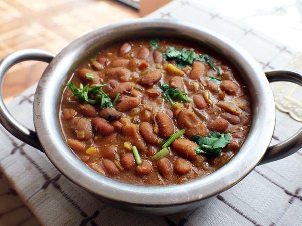 Rajma Masala ~ Indian Red Kidney Bean Curry