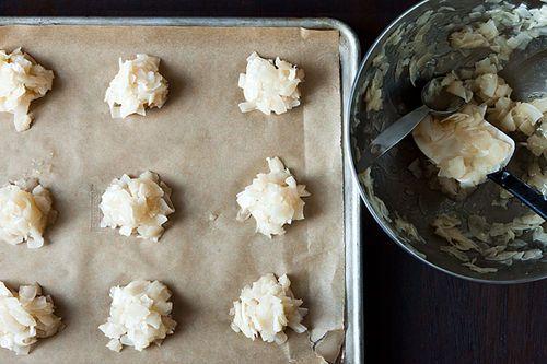 Alice Medrich's New Classic Coconut Macaroons | Recipe